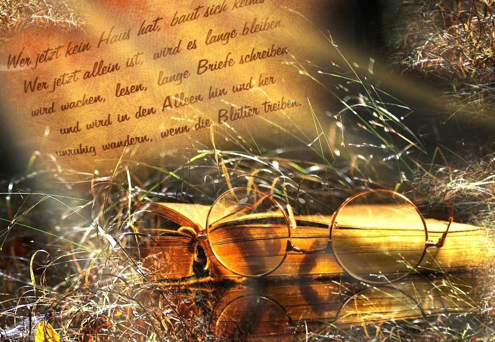 Rilkes Herbsttag