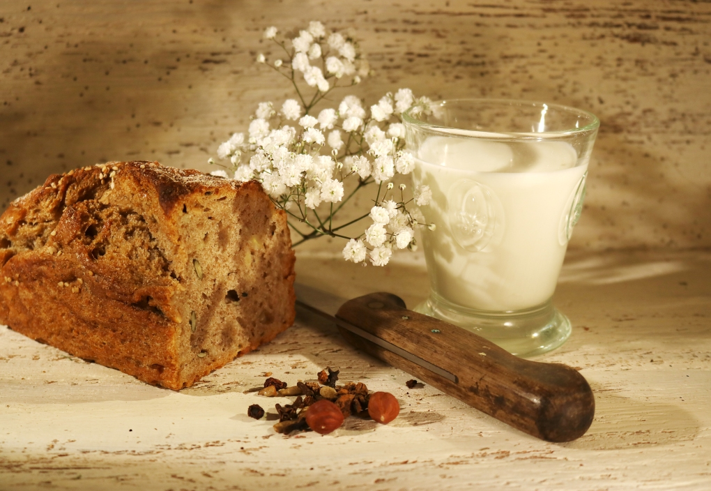 Brot & MIlch