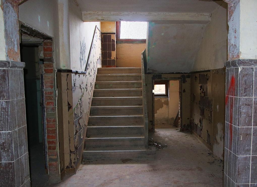 Treppeinnen